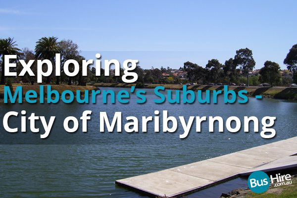 Exploring Melbourne's Suburbs - City of Maribyrnong