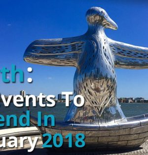 Perth 10 Events To Attend In January 2018