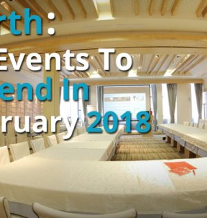 Perth 10 Events To Attend In February 2018