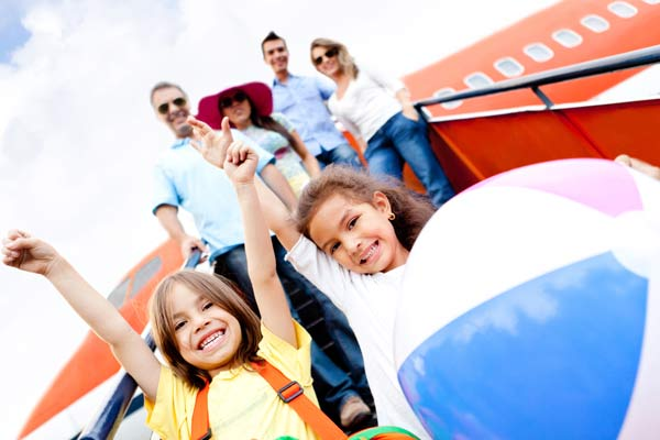 trip ideas when traveling with kids