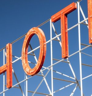 hotel-sign