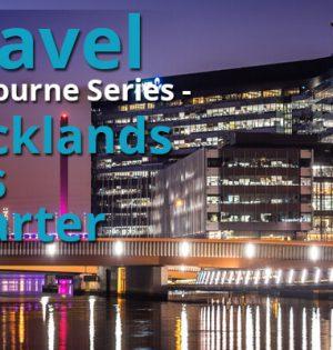 Travel Melbourne Series - Docklands Bus Charter