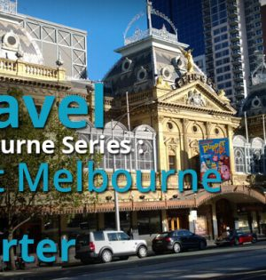 Travel Melbourne Series East Melbourne Bus Charter