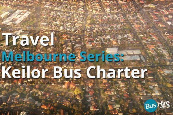 Travel Melbourne Series Keilor Bus Charter