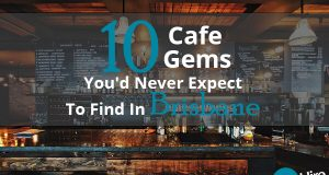 10 Cafe Gems You'd Never Expect To Find In Brisbane