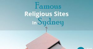 Famous Religious Sites In Sydney